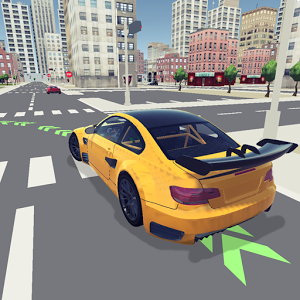 Download police car driver 3d for pc/ police car driver 3d on pc.