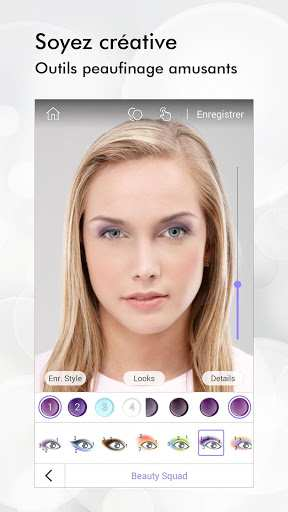 Aperçu Perfect365:Meilleur maquillage - Img 2