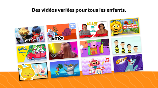 Aperçu YouTube Kids for Android TV - Img 2
