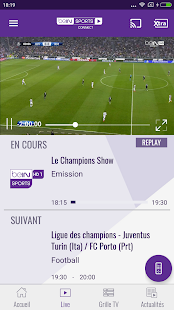 Aperçu beIN SPORTS CONNECT - Img 2