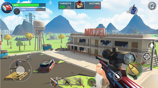 Aperçu Battle Royale: FPS Shooter - Img 1