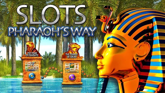 Aperçu Slots - Pharaoh's Way - Img 1