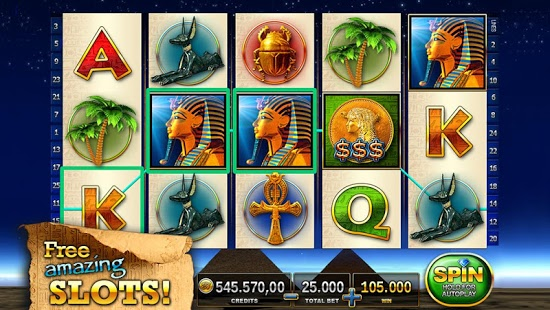 Aperçu Slots - Pharaoh's Way - Img 2
