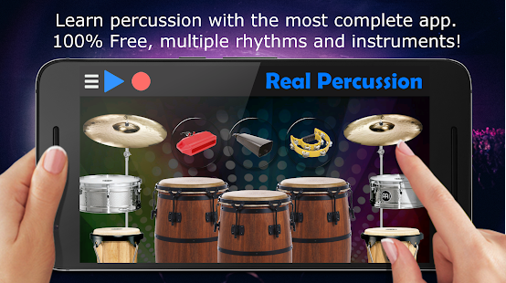Aperçu Real Percussion - Le meilleur kit de percussion - Img 1