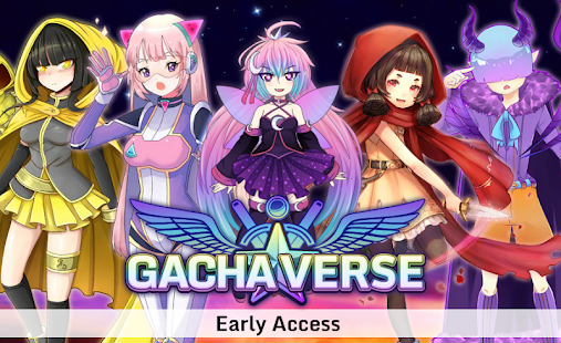 Aperçu Gachaverse (RPG & Anime Dress Up) - Img 1