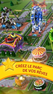 Aperçu RollerCoaster Tycoon Touch - Parc d'attractions - Img 1
