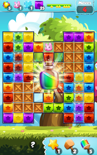 Aperçu Toys Cubes Blast: Collapse Logic Puzzles Block Pop - Img 1