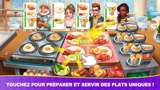 Aperçu Jeux culinaires Chef Toqué/Cooking Frenzy: Madness - Img 1