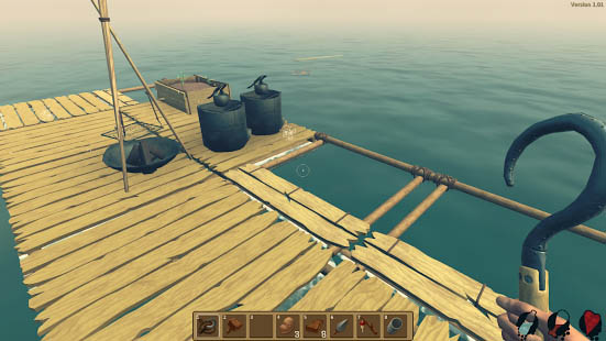 Aperçu Raft Survival Multiplayer 2 3D - Img 1