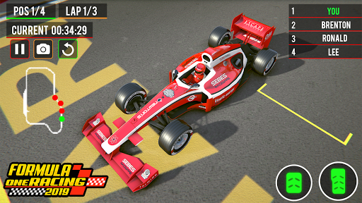Aperçu New Formula Car Racing Games: Car Games Free - Img 1