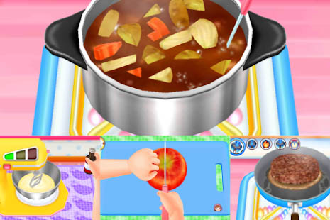 Aperçu Cooking Mama: Let's cook! - Img 1