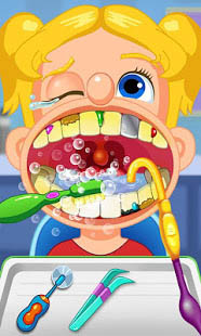 Aperçu Crazy Children's Dentist Simulation Fun Adventure - Img 1