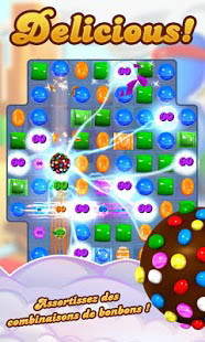 Aperçu Candy Crush Saga - Img 1