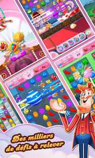 Aperçu Candy Crush Saga - Img 2