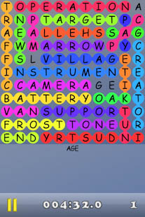 Aperçu Word Search - Play a free game of infinite puzzles - Img 2