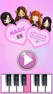 Aperçu Magic Tiles - Blackpink Edition (K-Pop) - Img 1
