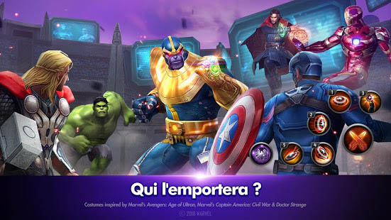 Aperçu MARVEL Future Fight - Img 2