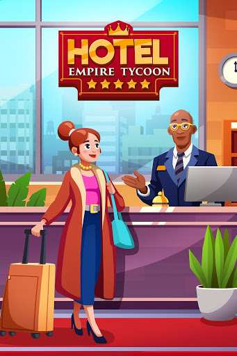 Aperçu Hotel Empire Tycoon - Idle Game Gestion Simulation - Img 1