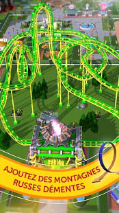 Aperçu RollerCoaster Tycoon Touch - Parc d'attractions - Img 2