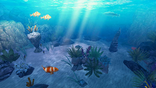 Aperçu VR Abyss: Sharks & Sea Worlds in Virtual Reality - Img 1