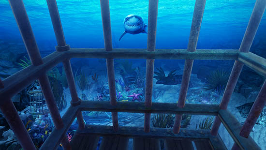 Aperçu VR Abyss: Sharks & Sea Worlds in Virtual Reality - Img 2