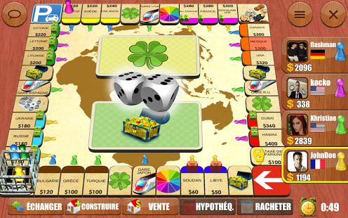 Aperçu Rento Fortune - Online Dice Board Game - Img 1