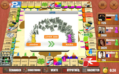 Aperçu Rento Fortune - Online Dice Board Game - Img 2