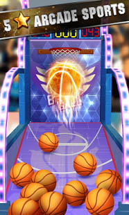 Aperçu Flick Basketball - Dunk Master - Img 1