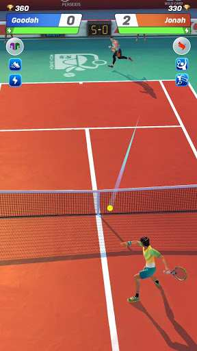 Aperçu Tennis Clash: 3D Free Multiplayer Sports Games - Img 2