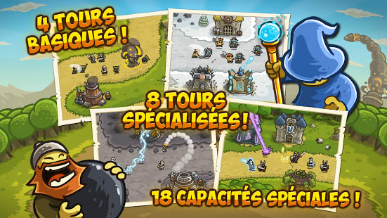 Aperçu Kingdom Rush - Img 2