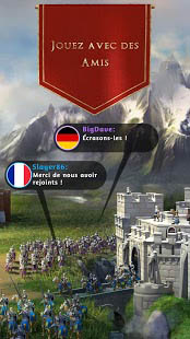 Aperçu March of Empires: War of Lords - Img 2