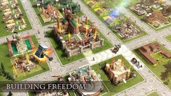 Aperçu Rise of Empires: Ice and Fire - Img 1